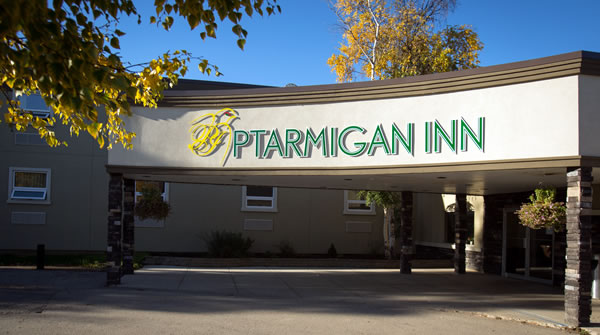 Ptarmigan Inn, Hay River, NT